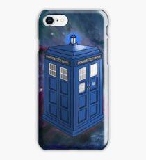 Doctor Who TARDIS iPhone Case/Skin