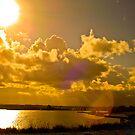 Shine your light on me by Yvon van der Wijk