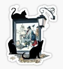 Product gifts with Anton Pieck Sticker