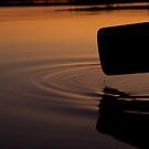 Sunset Paddle by Ian Thomas