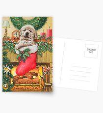 Stocking Stuffer Postcards