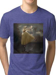 Golden birdies Tri-blend T-Shirt