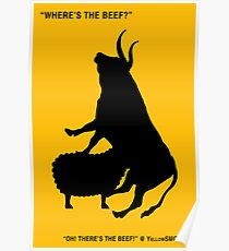 Where's the Beef? Poster
