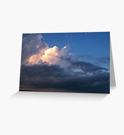 Thunder Boomers Greeting Card