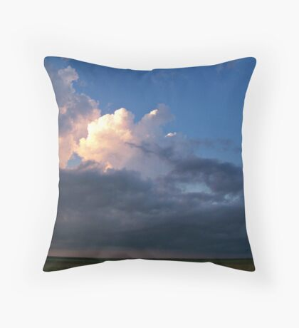 Thunder Boomers Throw Pillow