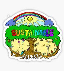 Sustainable Sticker