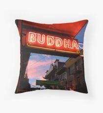 Buddha Bar Throw Pillow
