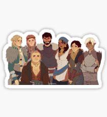Dragon Age II Sticker