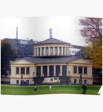 Academic Art Museum, Bonn Poster