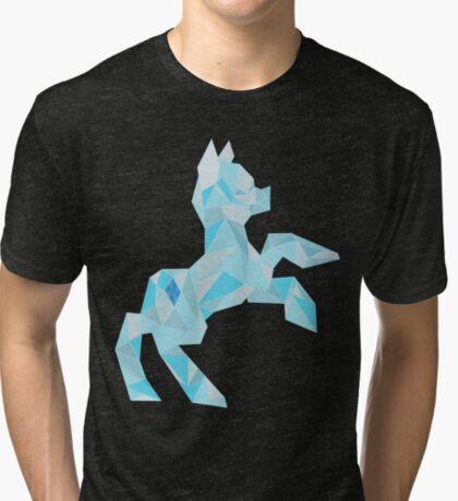 Crystal Pony (maybe Diamond I dunno) Tri-blend T-Shirt