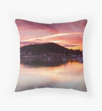 Saratoga 1 Throw Pillow