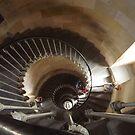 Staircase Phare de Baliene, Ile de Re, France by graceloves