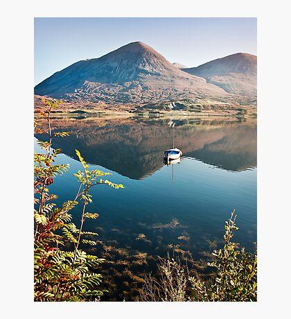 Loch Slapin Photographic Print