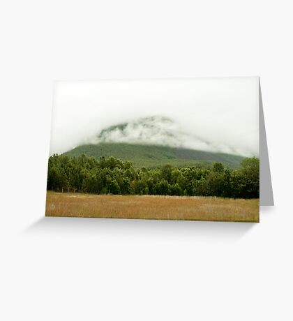 Olderdalen Greeting Card
