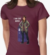 Clara Oswald - I Am The Boss T-Shirt