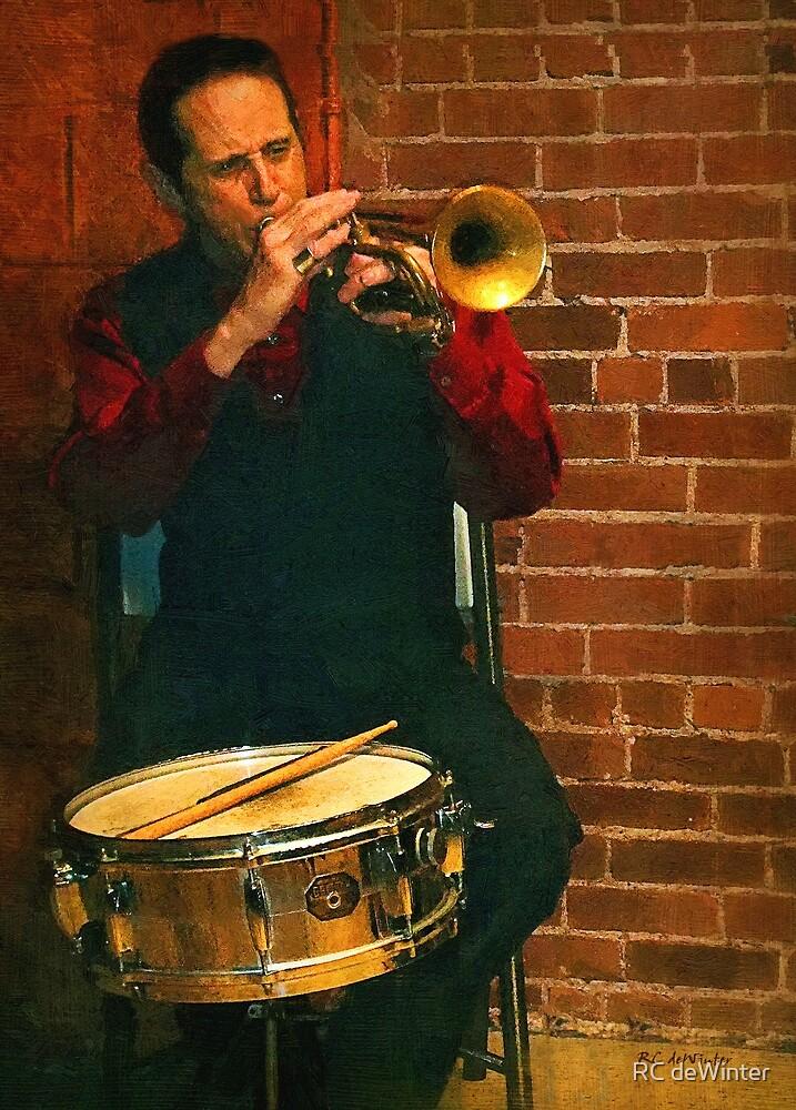 Trumpet Solo by RC deWinter
