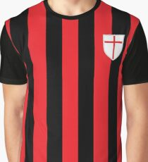 AC Milan Jersey Graphic T-Shirt