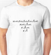 99 Steps of Progress - Mathematics Unisex T-Shirt