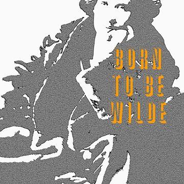 Lady Oscar Wilde by pruine