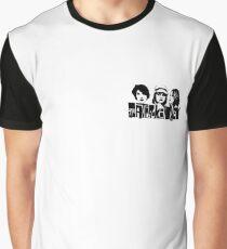 sleater kinney riot grrrl punk design Graphic T-Shirt