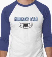 Funny Hockey Fan Men's Baseball ¾ T-Shirt