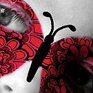 Flutterby Tia by Kim Slater
