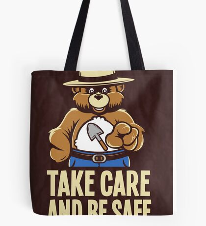 Take Care Tote Bag
