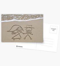 Bride and Groom Postcards