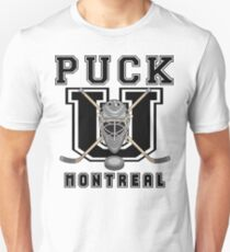 Montreal Hockey Unisex T-Shirt
