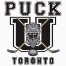Toronto Hockey by SportsT-Shirts