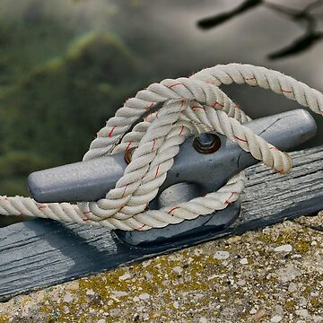 Dock Cleat by tcausley
