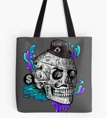 The Tattooed Gentleman Tote Bag