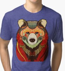 The Bear Tri-blend T-Shirt