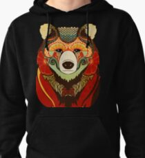 The Bear Pullover Hoodie