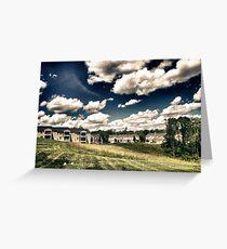 Hi-Res Sky Greeting Card