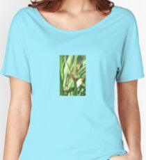 Red Skimmer or Firecracker Dragonfly Women's Relaxed Fit T-Shirt