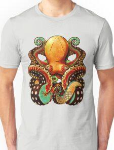 the octopus Unisex T-Shirt