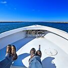 A busy Saturday on Cape Cod Bay by Owed To Nature