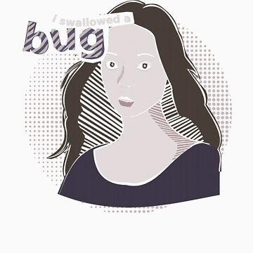 I swallowed a bug by lrabiega