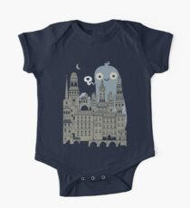 Ghost Loves His City One Piece - Short Sleeve