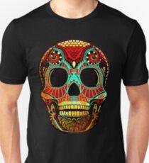 Grunge Skull No.2 T-shirt unisexe