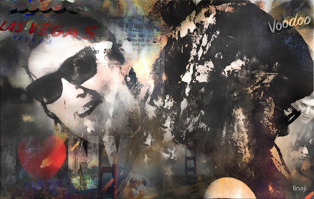 Two Friends by linaji