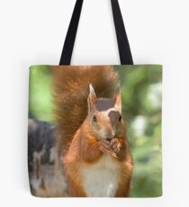 Pretty squirrel is pretty Tote Bag