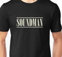 Vintage Soundman Unisex T-Shirt