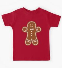 Gingerbread Hugs Kids Clothes