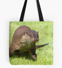 Ottering about Tote Bag