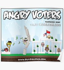 Angry Voters Poster