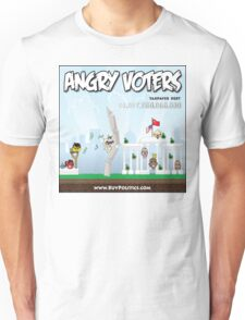 Angry Voters Unisex T-Shirt