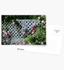Rosalee Cottage Garden Postcards