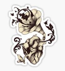 Listen to your heart Sticker